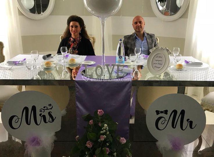 Mrs Antonella Mr Giuseppe