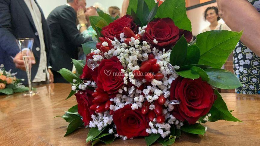 Bouquet portafortuna