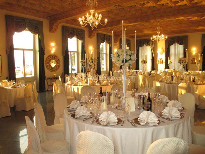 Salone Golfo dei Fiori di Hotel Araba Fenice