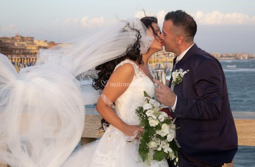 Fotografo-Matrimonio Ostia
