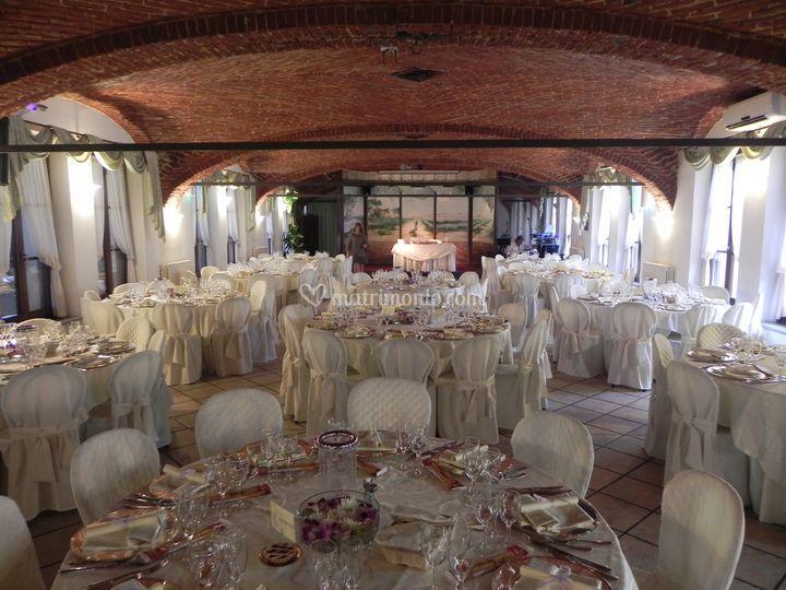 Salone di Da Andrea - Ristorante La Rovere