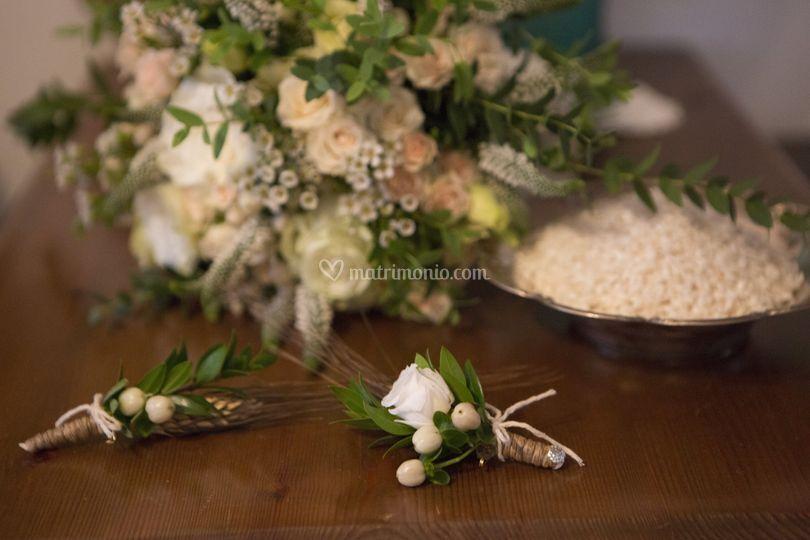 Bouquet & corsage