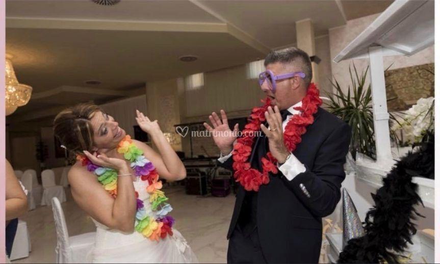 Sposi con alisei