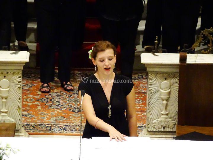 Elisa Cecchi Soprano