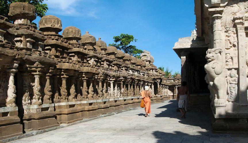 A meditare in India…