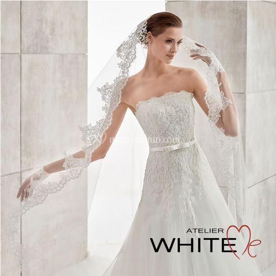 White Me Nicole Spose - Aurora
