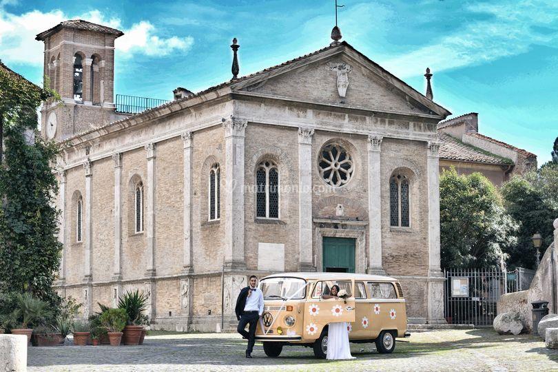 Santa Aurea Ostia Antica
