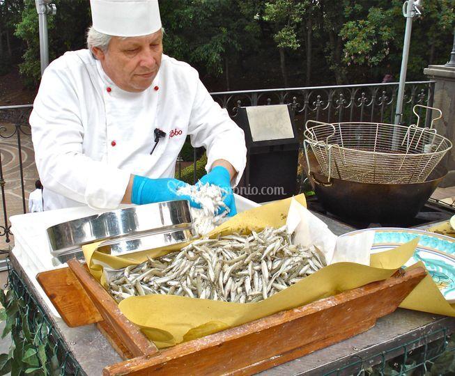 Fritturine di pesce