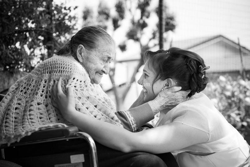 La gioia dei nonni