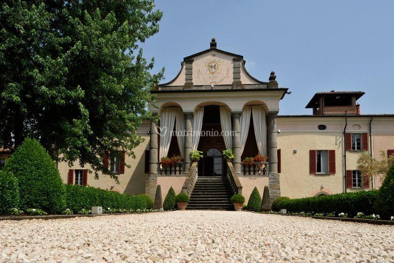 Ristorante in Villa Calini