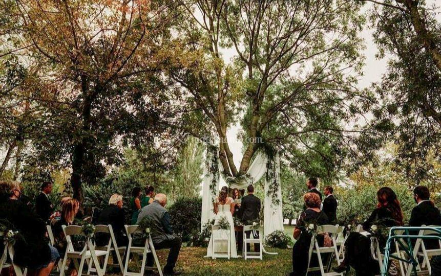 Cerimonia Parco della Chiusa