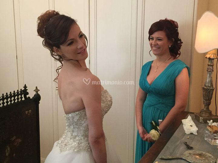 Matrimonio Sara
