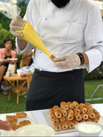 Show Cooking Dolci