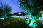 Garden di Villa Orchidea Restaurant