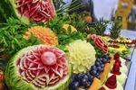 Buffet frutta di Villa Orchidea Restaurant