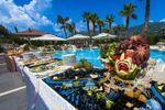 Buffet di Villa Orchidea Restaurant