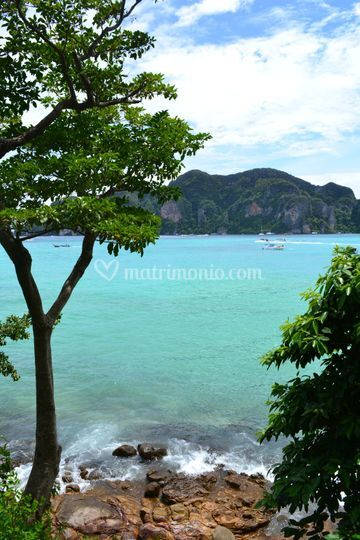 Thailandia spiaggia