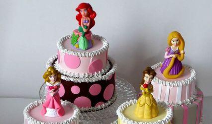 Torte finte decorative Alberto Missoni