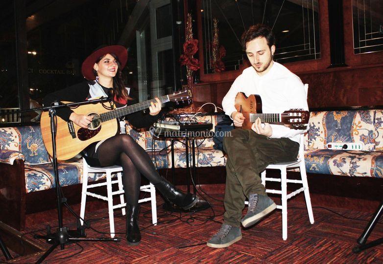 Duo voce e chitarra
