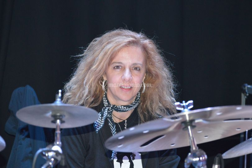 Désirée-Batteria, percussioni