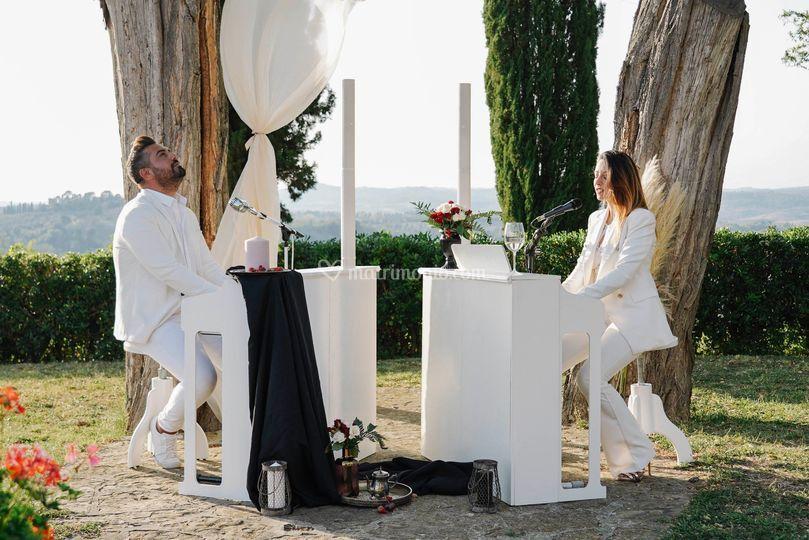 2Pianos: Cocktail duet