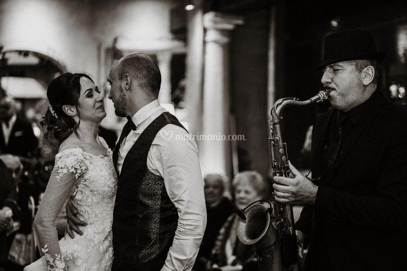 Saxobeat a Paterno