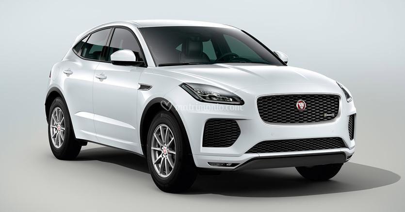 Jaguar E-pace 5 posti