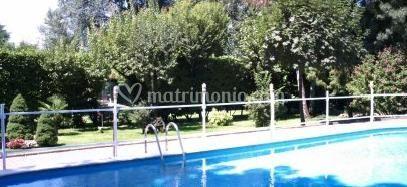 Parco villa cigno di villa cigno foto 5 for Cigno gonfiabile per piscina