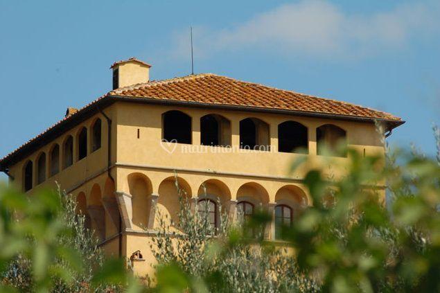 Villa Maiano - Torre