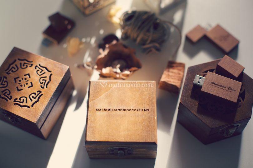 New Wedding Boxes
