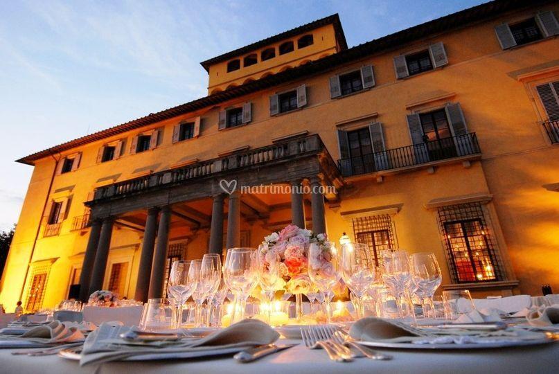 Villa di Maiano - i dettagli