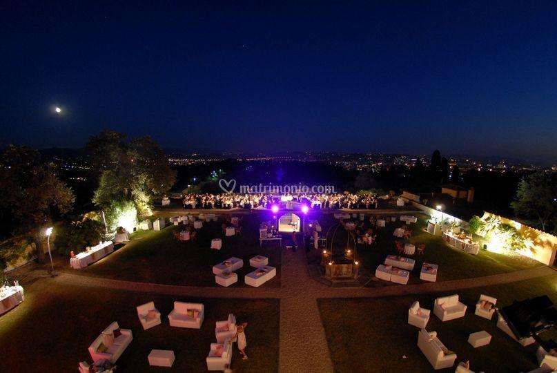 Villa di Maiano - Summertime