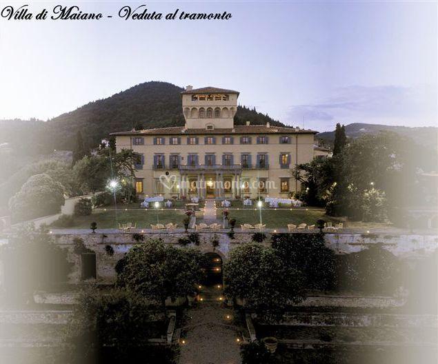 Villa di Maiano - With View
