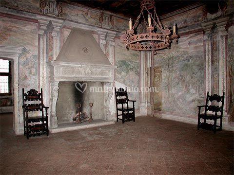Sala del 1° mulino