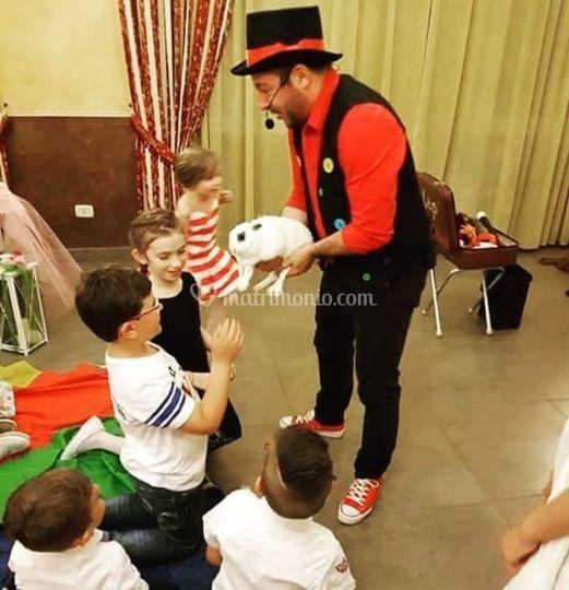 Kid's magic
