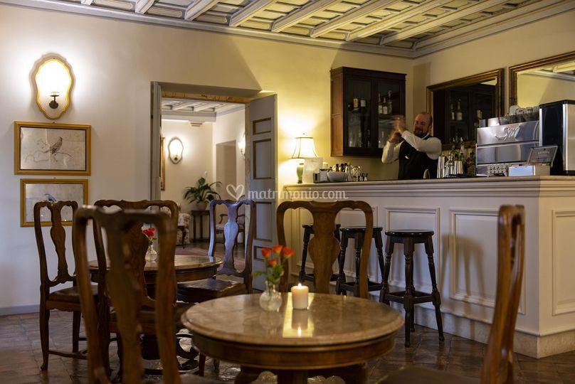Il bar interno