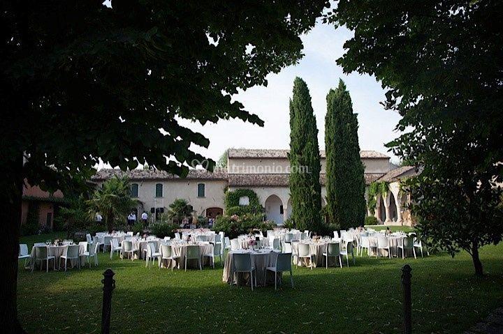 Matrimonio Convento di Medole