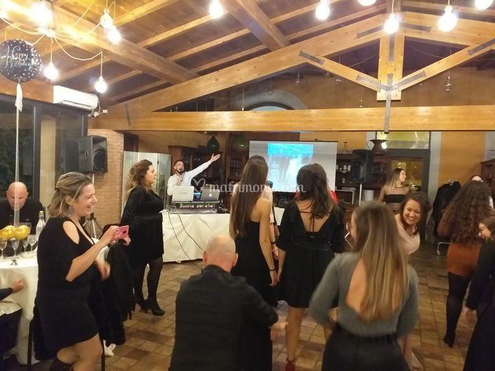 Animazione e balli di gruppo