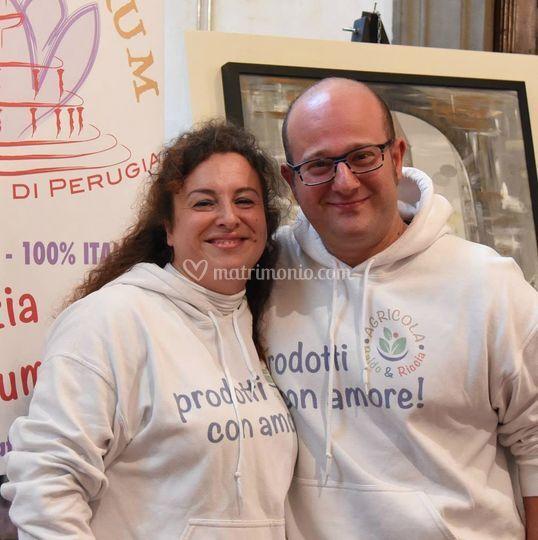 Claudio ed Eleonora