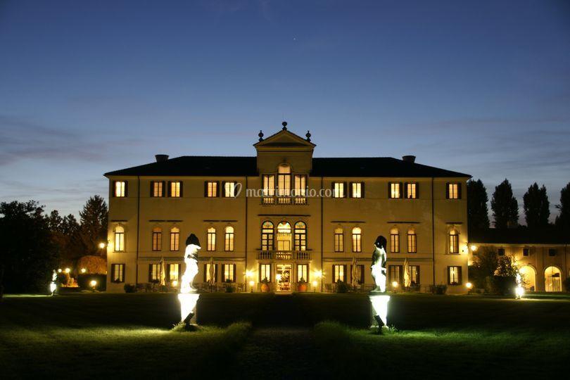 Villa Giustinian, Treviso