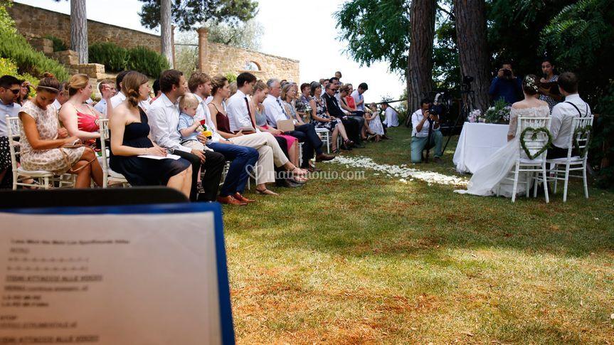 I Piffi - Toscana (cerimonia)