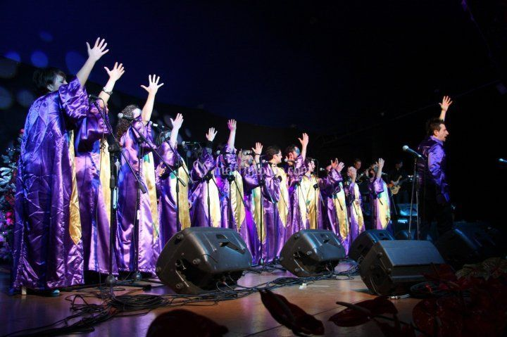 The Joyful Chorus for MariaGrazia Baldassarre