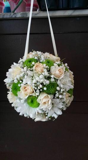 Borsetta di fiori