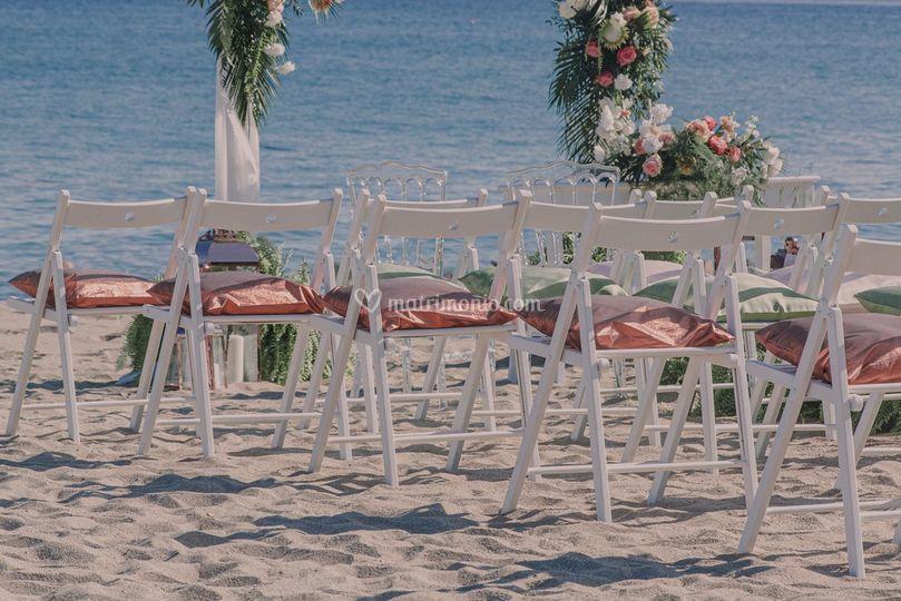 Rito civile sulla spiaggia