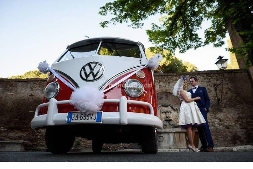 Volkswagen T1 lusso, 9 posti