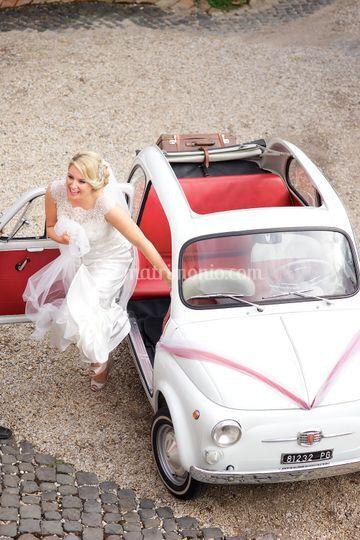 Fiat 500d cabrio