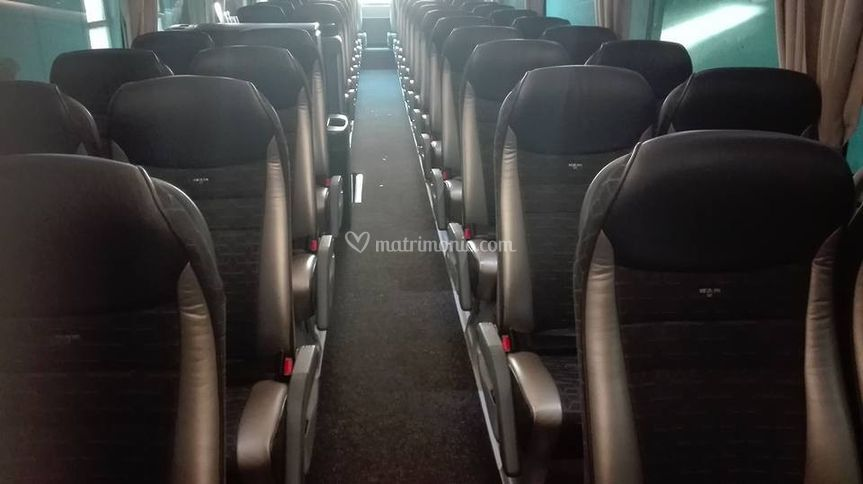 Servizio noleggio Bus Viaggi