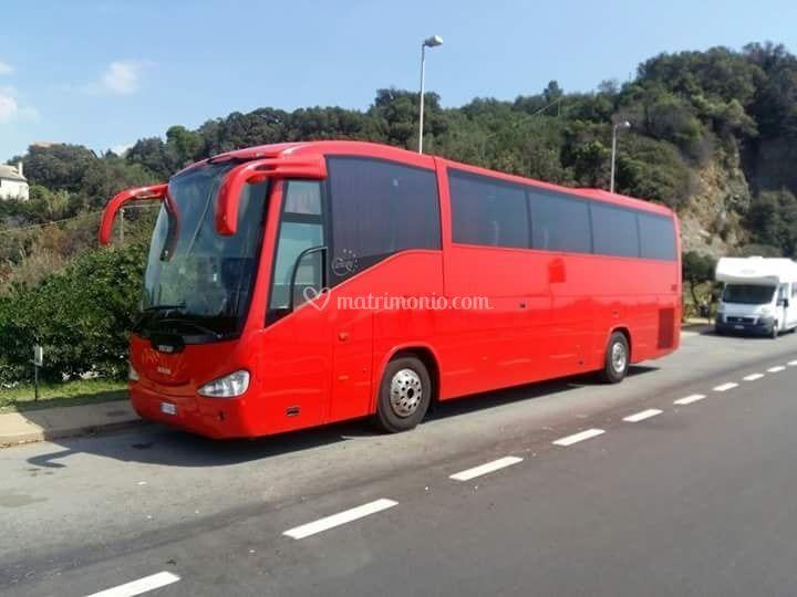 Il nostro bus 54 posti