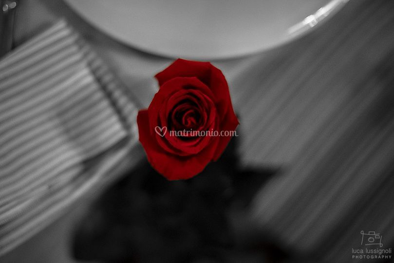 Il simbolo del fiore è unico