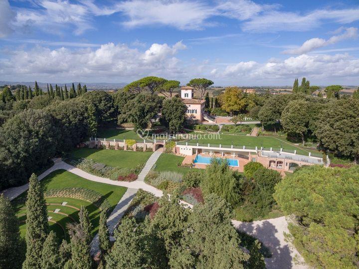 Giardini Villa Valentini Bonap